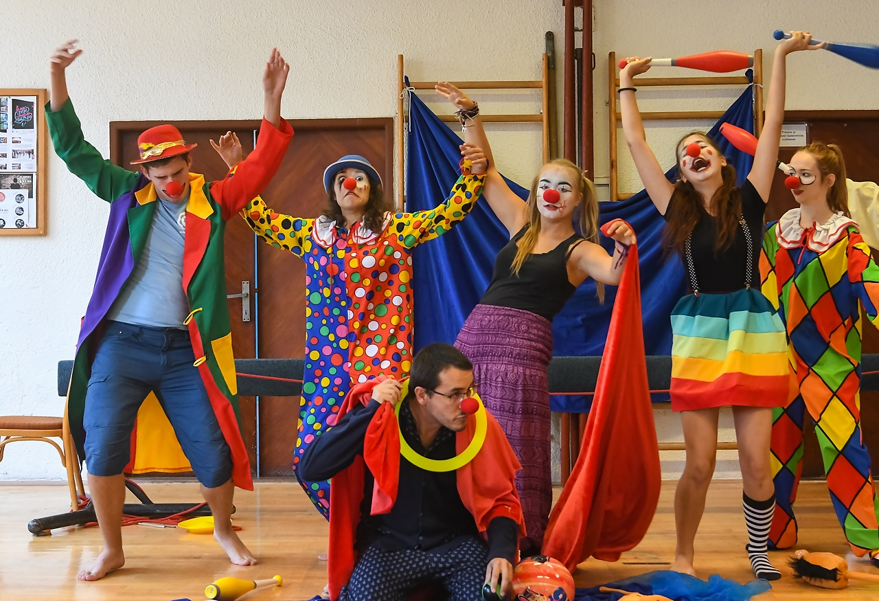 Naučte sa, ako sa robí divadlo! Na festivale Scénická žatva 2019