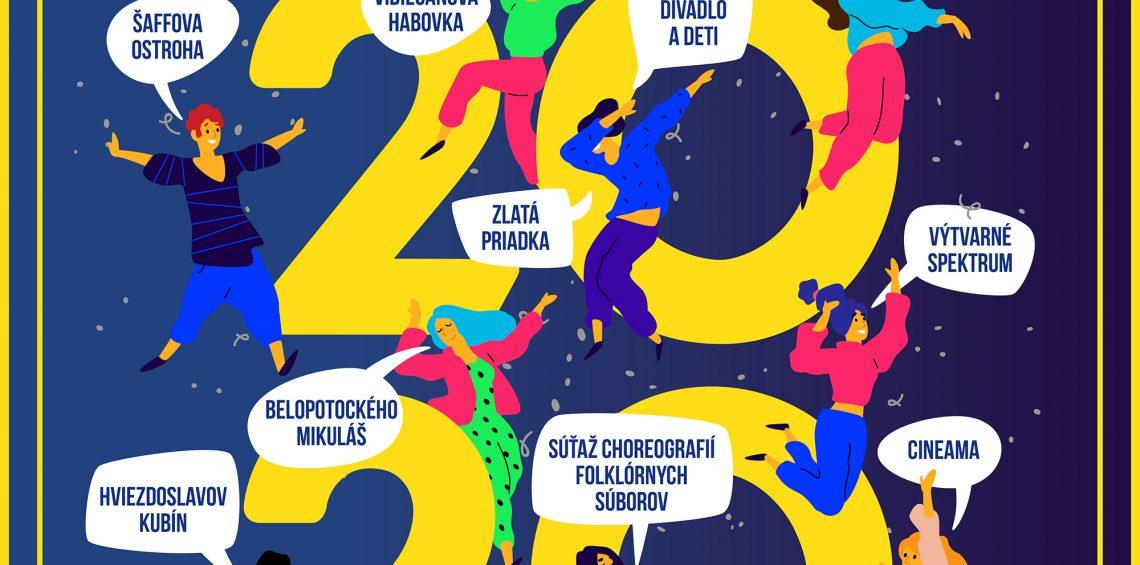 Súťaže vyhlasované v roku 2020