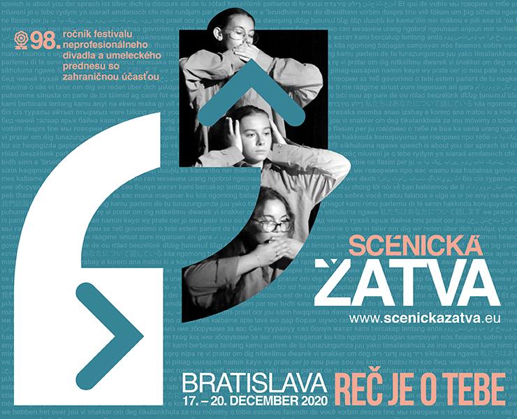 Festival neprofesionálneho divadla Scénická žatva 2020